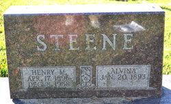 Alvina <I>Jensen</I> Steene