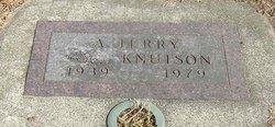 "Alvin ""Jerry"" Knutson"