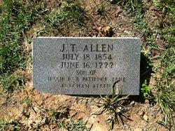 James Thomas Allen