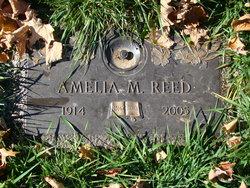 Amelia M. <I>Schraff</I> Reed