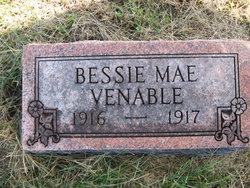 Bessie Mae Venable