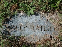 Mollie <I>Churchwell</I> Ratliff