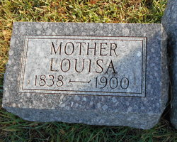 Louisa <I>Jenkins</I> Brewster