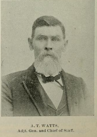 Judge Arthur Thomas Watts