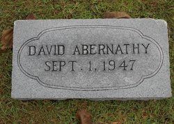 David Abernathy