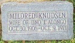Mildred <I>Knudsen</I> Alongo