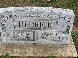 Doris Marih <I>Brown</I> Hedrick