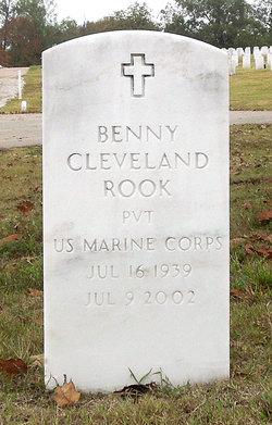 Benny Cleveland Rook
