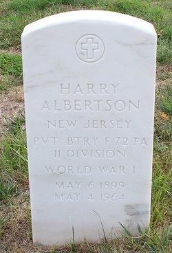 Harry Albertson
