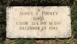 James Albert Finney