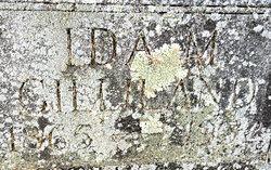 Ida May <I>Hughes</I> Gilliland
