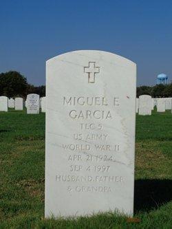 Miguel E Garcia