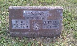 Floyd E Owens