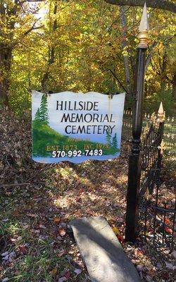 Hillside Memorial Cemetery