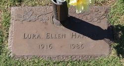 Lura Ellen <I>Ravia</I> Harvey