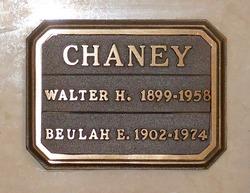 Beulah Everett Chaney