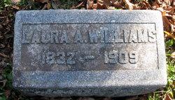 Laura Ann Mason <I>Dudley</I> Williams