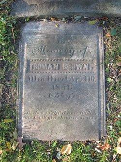 Truman Brown