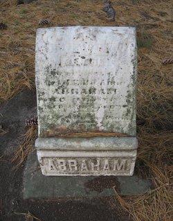Unknown Abraham
