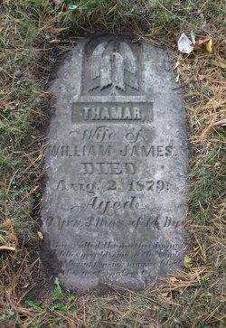 Thamar <I>Peart</I> James