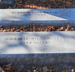 Dr Hiram Milliken Hiller