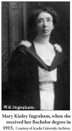 Dr. Mary Thryposa <I>Kinley</I> Ingraham