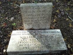 COL William Graham