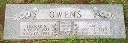 Neva Darcus <I>Leyton</I> Owens