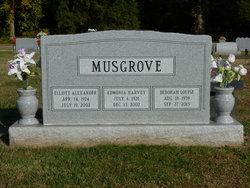 Edmonia <I>Harvey</I> Musgrove