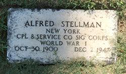 Alfred Stellman