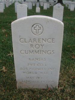 Clarence Roy Cummings
