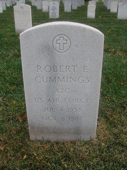 Robert E Cummings