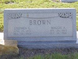 Stephen Gersham Brown