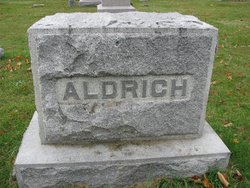 "Polly Ann ""Polly"" <I>Jackson</I> Aldrich"