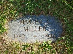Martha Ellen <I>Goodwin</I> Miller