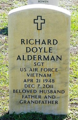 "Richard Doyle ""Dickie"" Alderman"