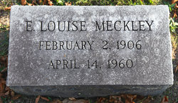 E. Louise Meckley
