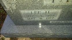 Lee Hamilton Palmer
