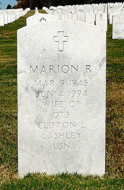 Marion R Lashley