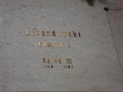 Karen M <I>Roesel</I> Levandowski