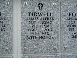"""James Alfred """"Jimmy"""" Tidwell"""