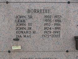 Leah D. Borrelli