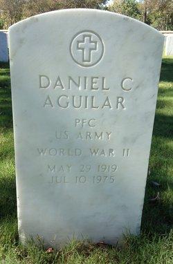 Daniel C Aguilar