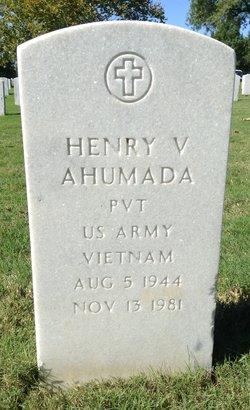Henry Valdez Ahumada