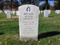 Melvin Allen Pickett