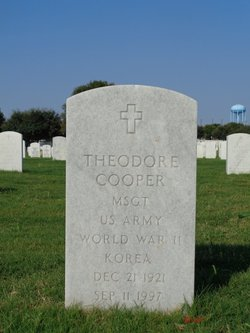 Theodore Cooper