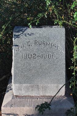 George C. Rusmisel