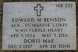 Doris Mae Benson