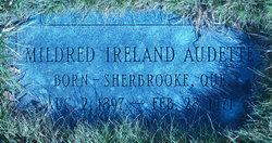Mildred <I>Ireland</I> Audette
