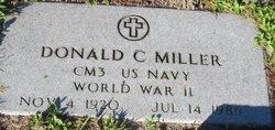Donald Clifton Miller